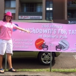 Dig Me Deb and the Tatas Banner